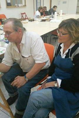Alain et Inga