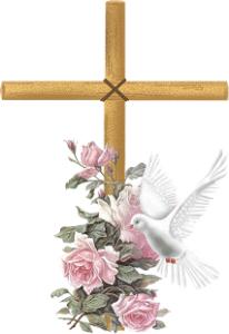 Croix condoleances