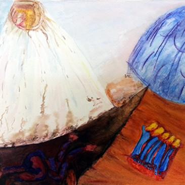 Annie VIALA : aquarelle